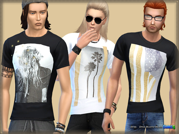 Shirts Palm Angel 1 by bukovka
