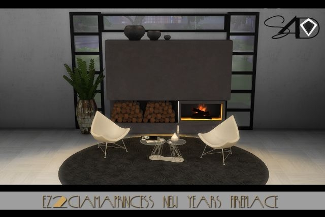 TS2 Fireplace by Daer0n