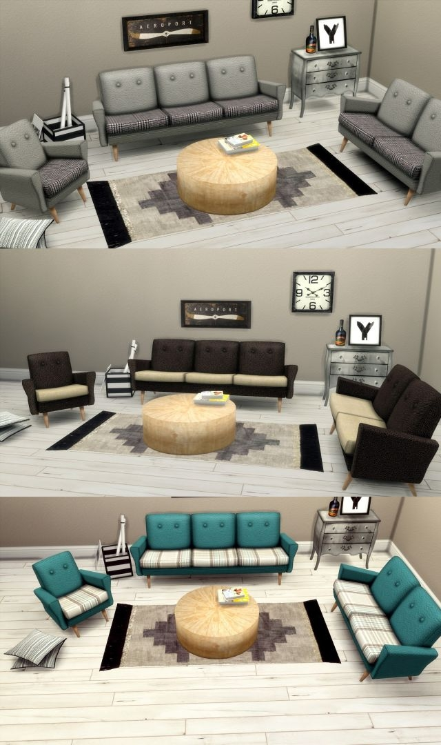 TS3 Kryptonite Living Set Conversion by Leo-Sims