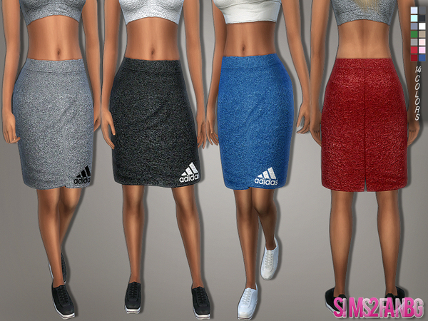 162 - Sport skirt by sims2fanbg