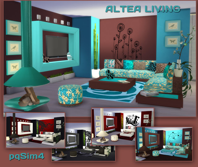 ALTEA LIVING BY MARY JIMNEZ AT PQSIMS4