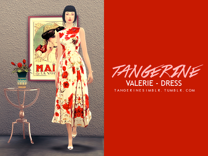 Valerie Dress by Tangerine