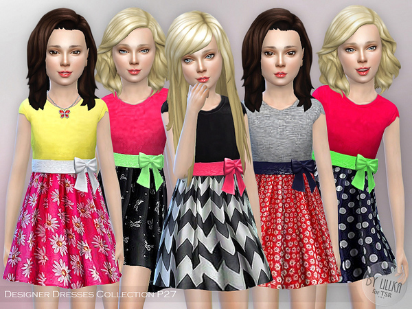 Designer Dresses Collection P27 by lillka