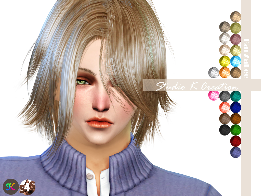 Kurosaki Hair for Males and Females by Karzalee