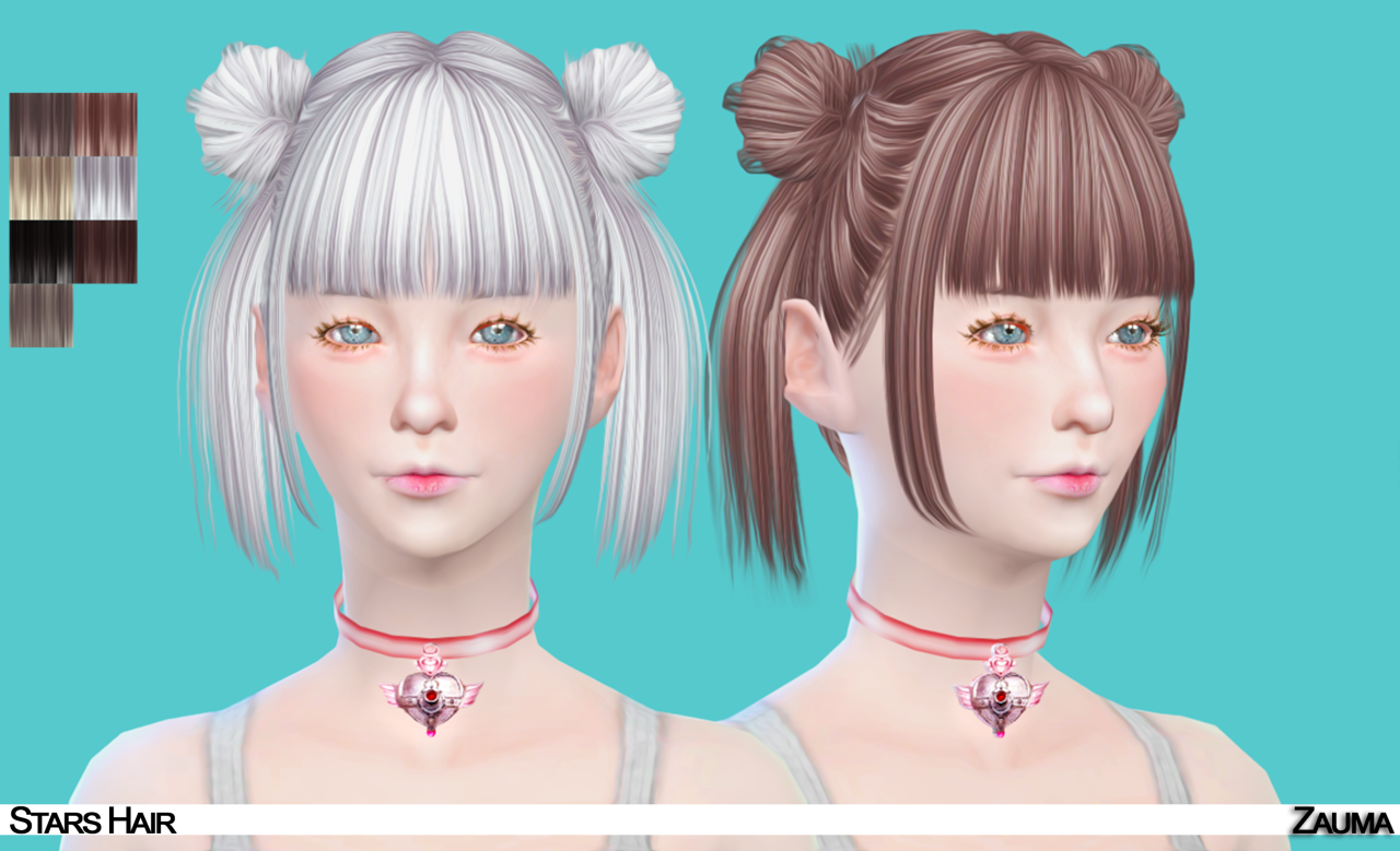 Stars Hair for Females by Zauma