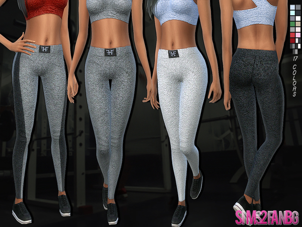 165 - Athletic pants by sims2fanbg