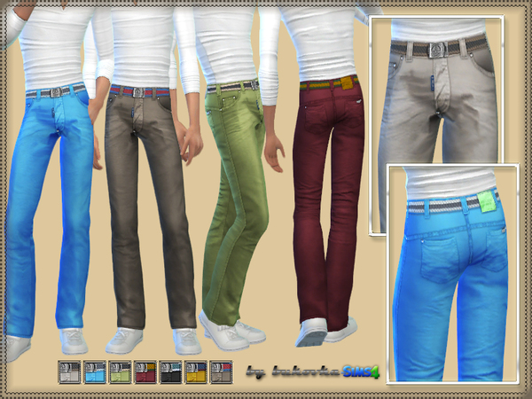 Pants Dsquared2 by bukovka
