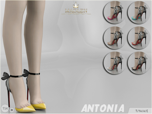 Madlen Antonia Shoes by MJ95