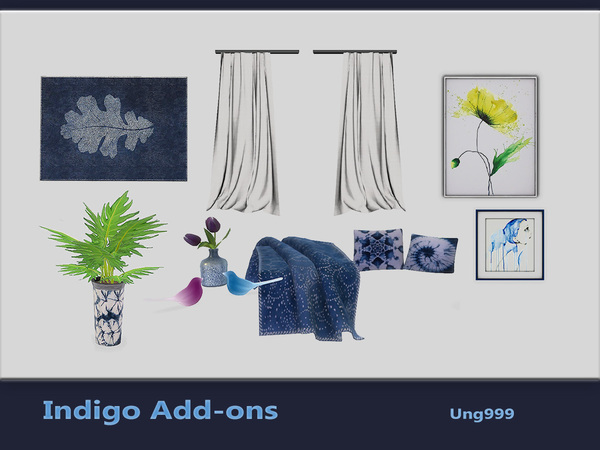 Indigo Add-Ons by ung999