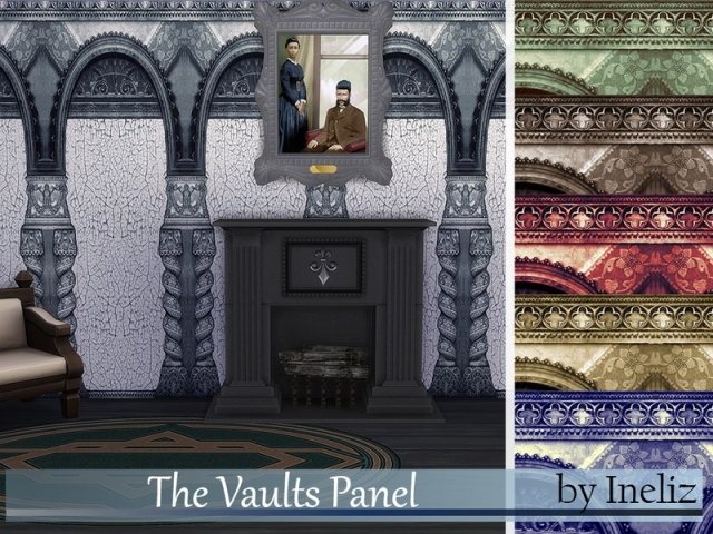 The Vaults Panel by Ineliz
