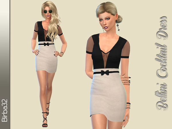 Bellini Cocktail dress by Birba32