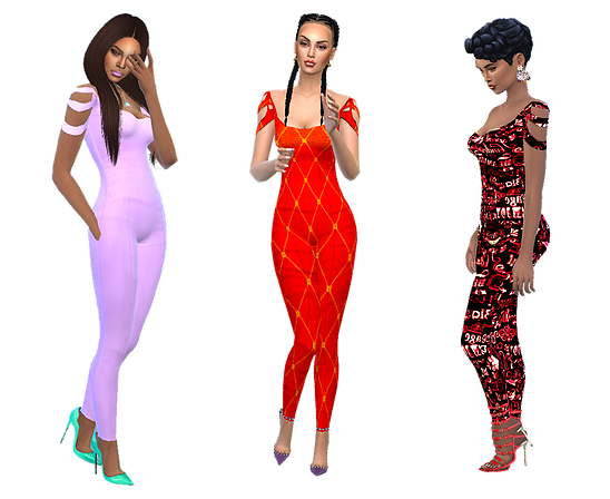 HPTJumpsuit  by dreaming4sims