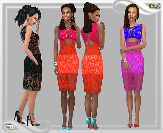 SS Dress  by dreaming4sims
