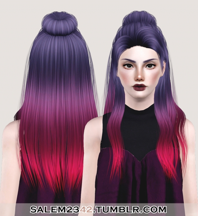 Sinti Hair (TS3) by salem2342