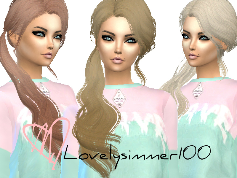 RECOLOR_Skysims-hair-adult-086-any  BY Lovelysimmer100