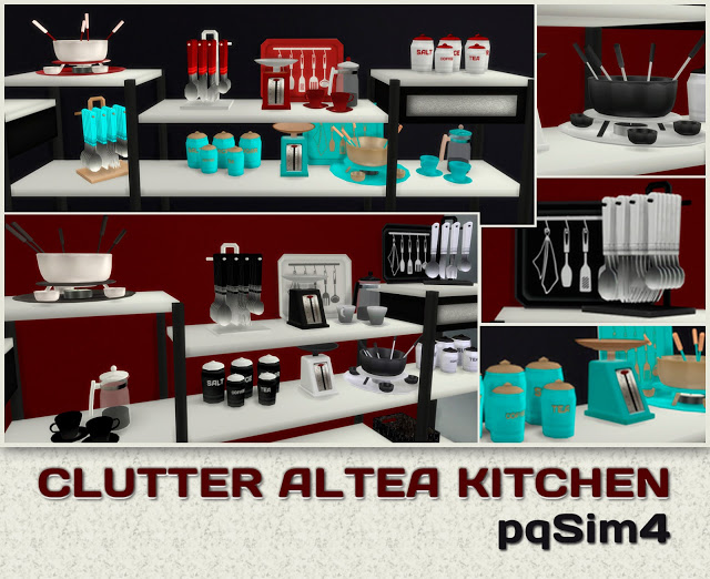 Altea Kitchen Clutter by pqsim4
