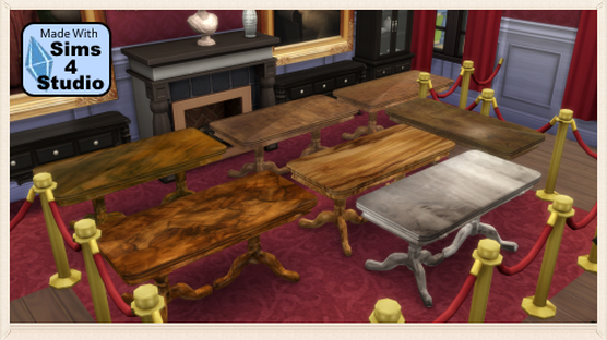 Antique table by Xtrasims