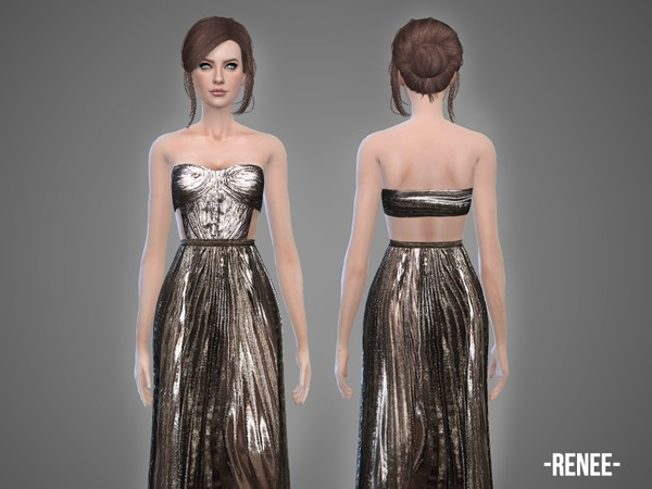 Renee - gown by -April-