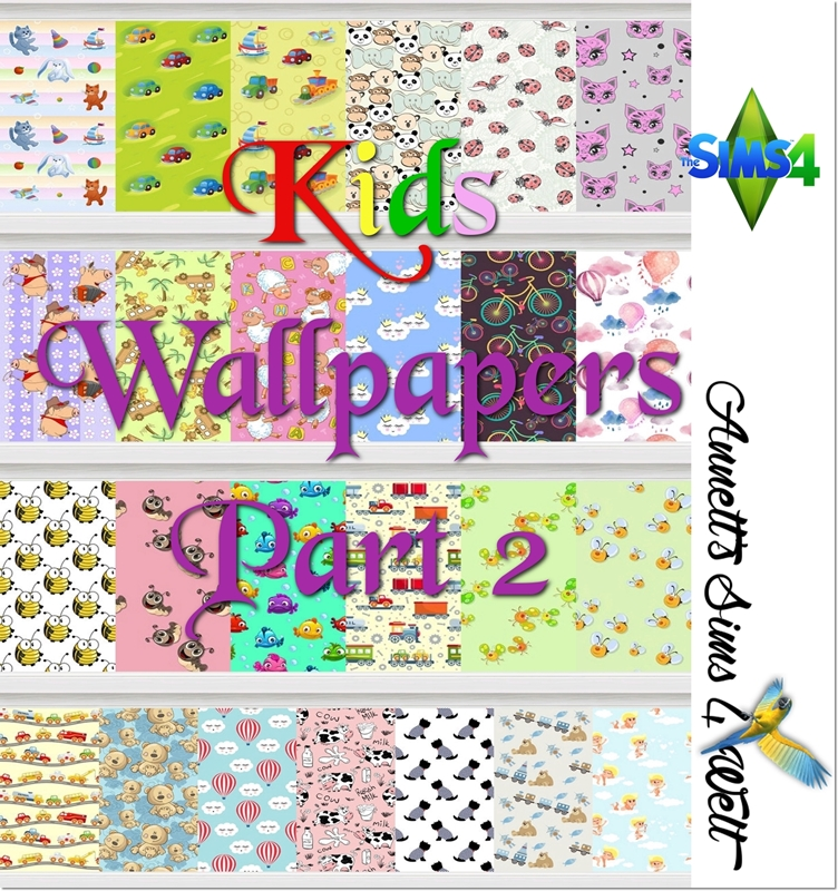 Kid's Wallpaper by Annett85