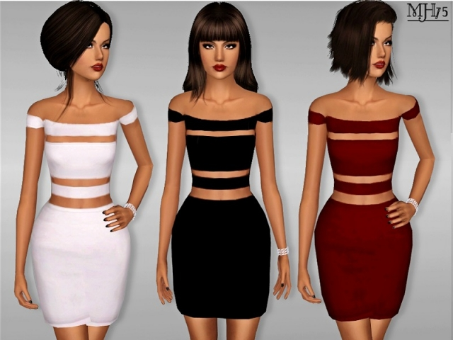 Jenner Balmain Dress by Margeh-75