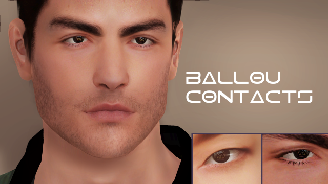 BALLOU CONTACTS by golyhawhaw