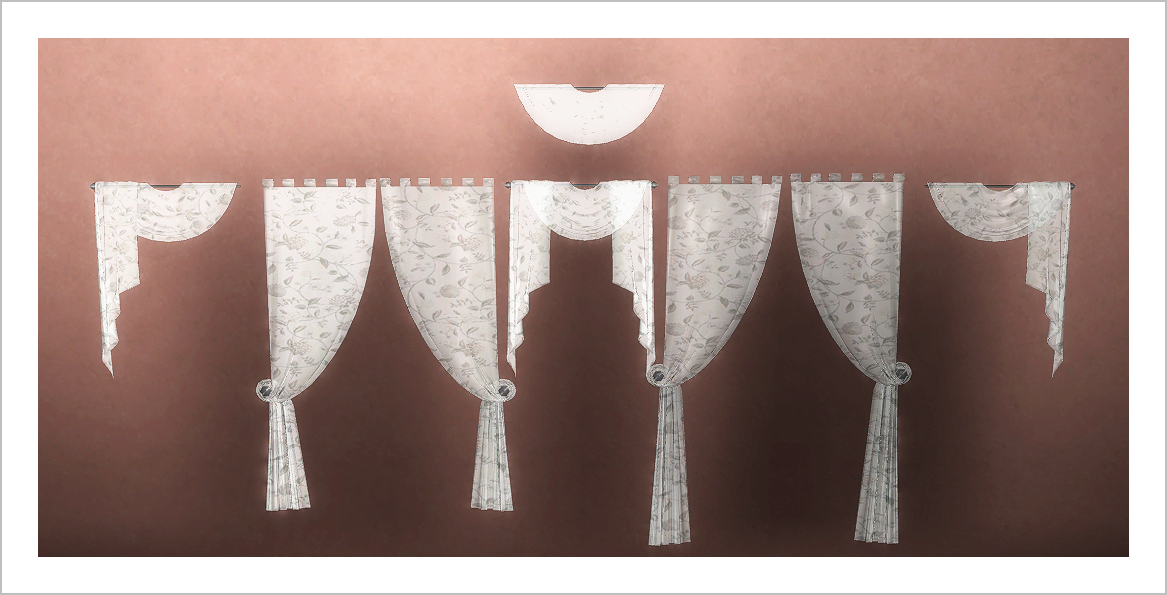TS2 Build Your Own Curtains Conversion by Daer0n