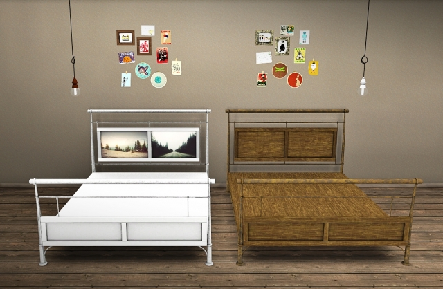 TS2 & TS3 Modern Scandinavian Bedroom Conversions by MXIMS