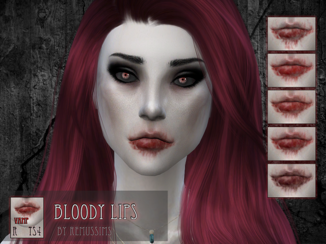 Vampire set by RemusSirion
