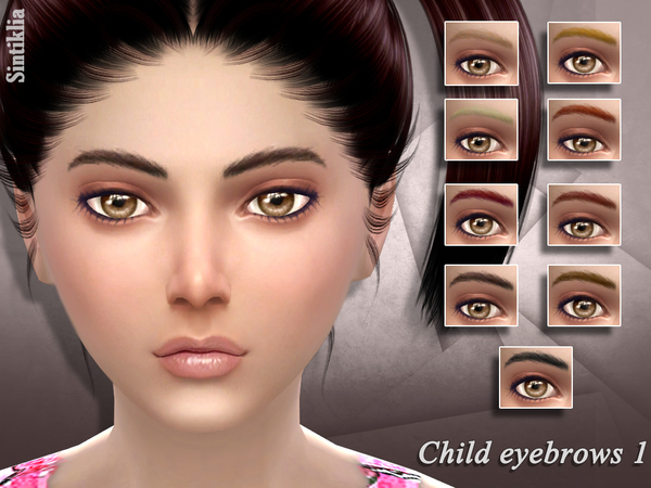 -Sintiklia- - Eyebrows 1
