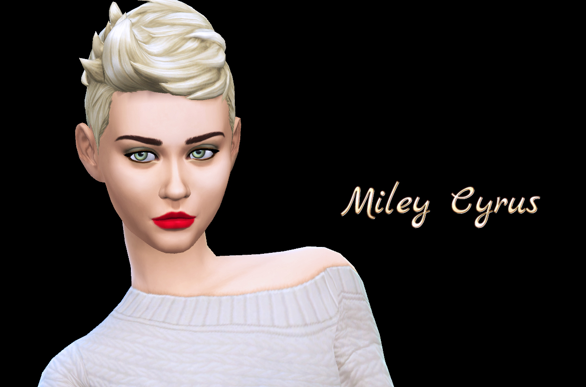 Miley Cyrus by AMG99