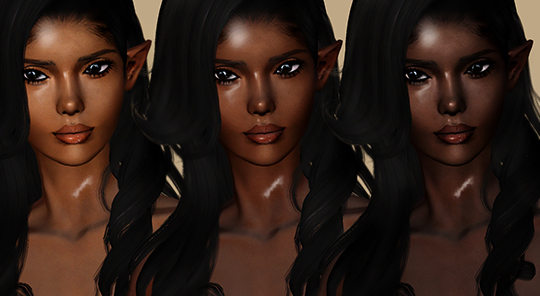 Black Excellence Skin [HIGH GLOSS VERSION] by cyberryeezus
