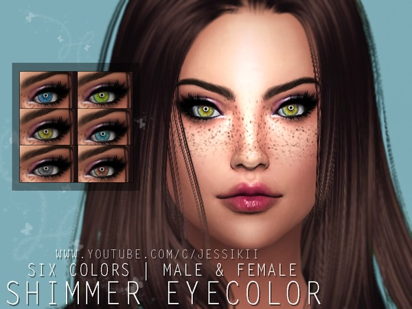 Shimmer Eyecolor by SenpaiSimmer