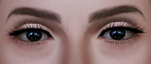 TS3 eyebrows 01 by Alf-Si