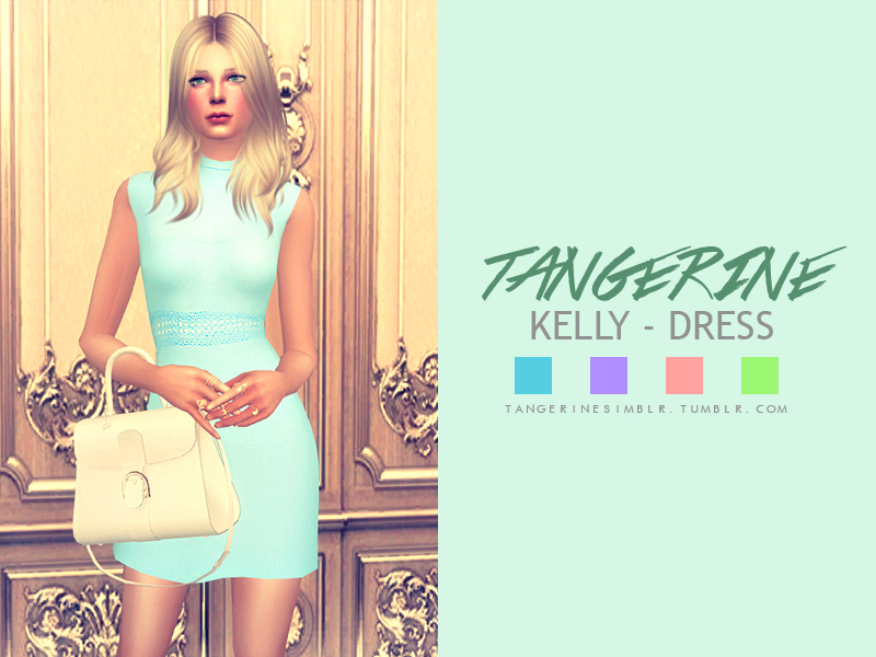 Kelly Dress by Tangerine