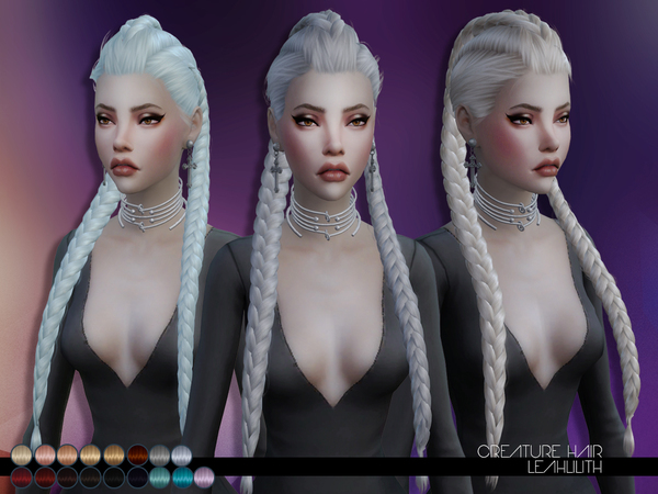 LeahLillith Creature Hair by Leah Lillith