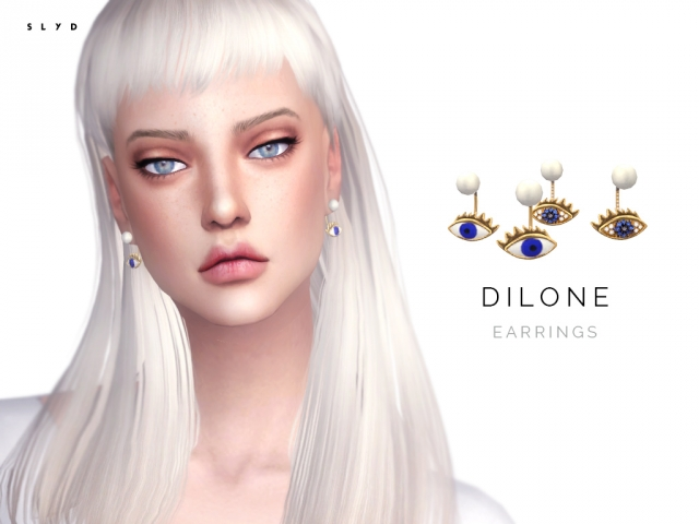 Delfina Delettrez Earrings by Starlord