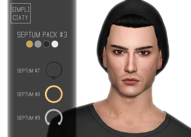 Septum Pack by Simpliciaty