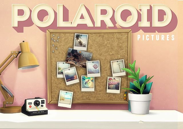 Polaroid Pictures by LittleCakes