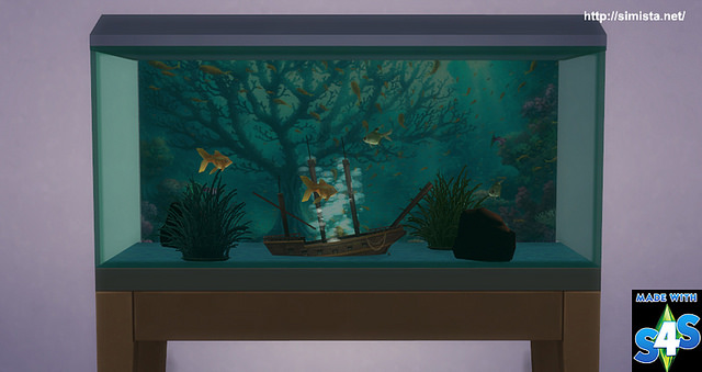 Fish Tank by Mr S