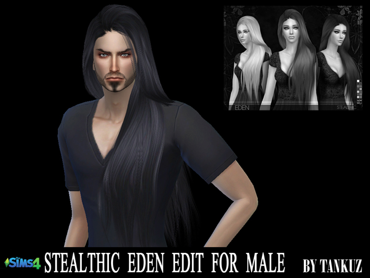 Stealthic Eden Edit For Males by Tankuz