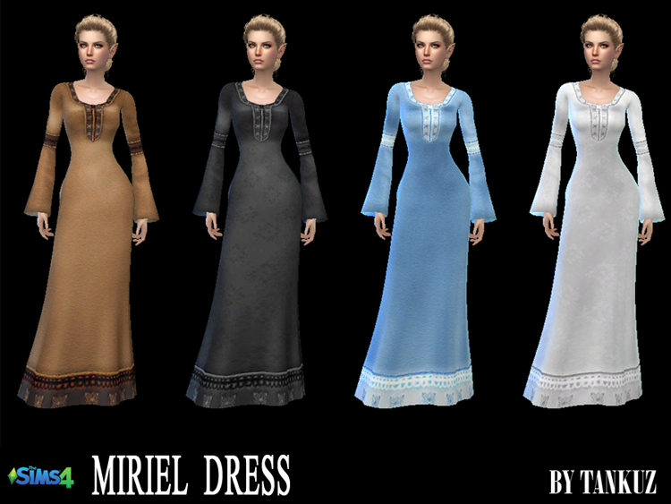 Miriel Dress by Tankuz
