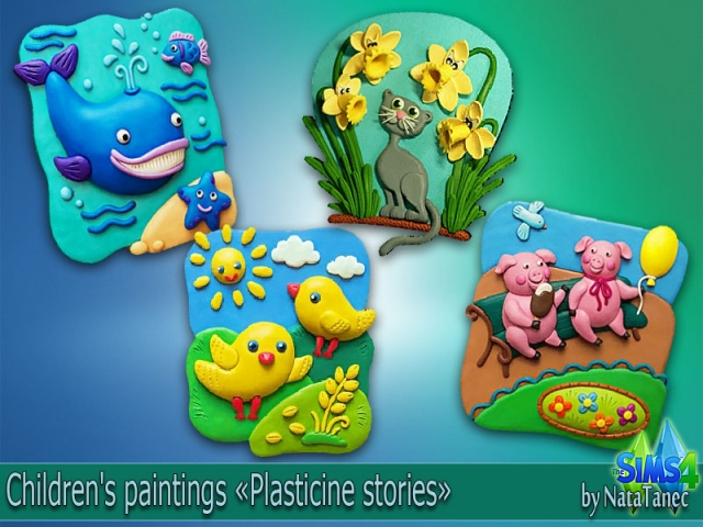 Plasticine stories by Natatanec