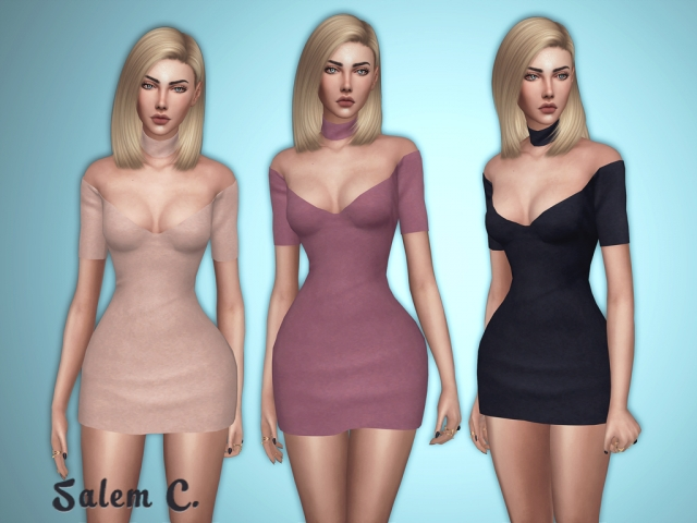 Donna Dress by Salem2342