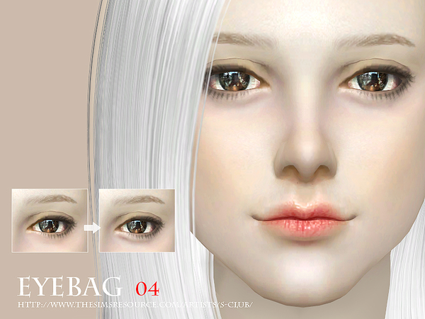S-Club WM thesims4 Eyebag 04