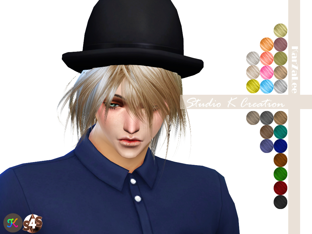 Animate hair 52- KYO by KarZaLee