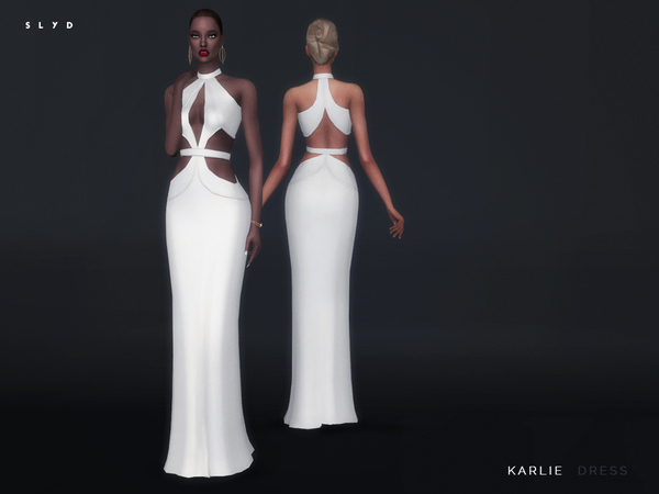 Karlie Dress by SLYD