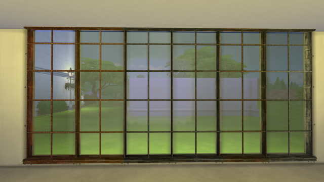 TS2 Adele Liam Windows and Wall Cap от FuriouslyDecaffinated