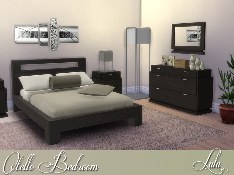 Otello Bedroom Set by Lulu265