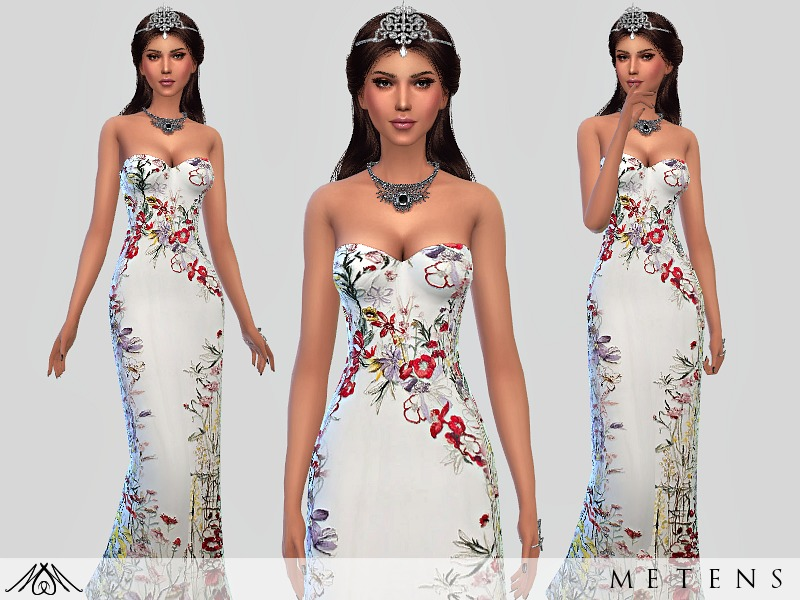 Venus Dress by Metens