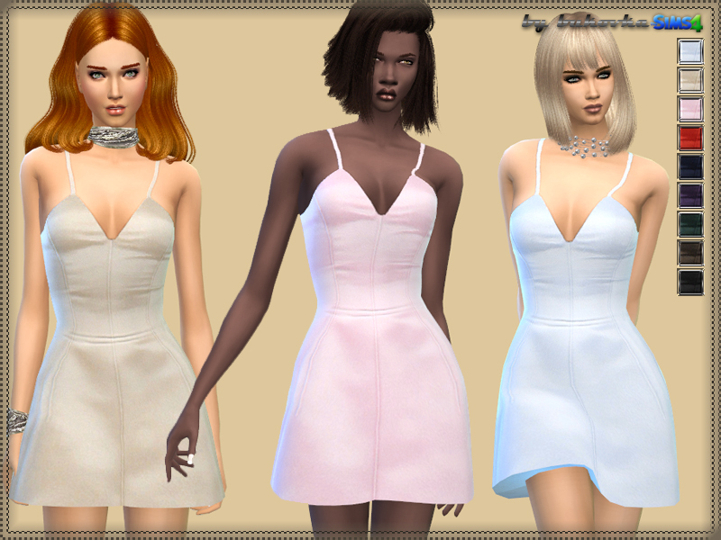 Little Dress_new mesh by bukovka